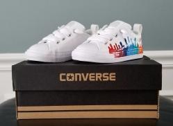 Custom Kids Converse